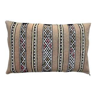 Ornate Stripes Moroccan Berber Pillow