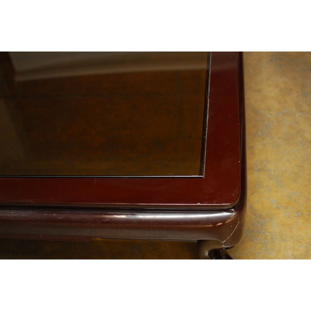 Chinese Kang Style Coffee Table - Image 6 of 6