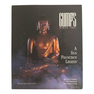 """Gumps"" 1991 First Edition Book"