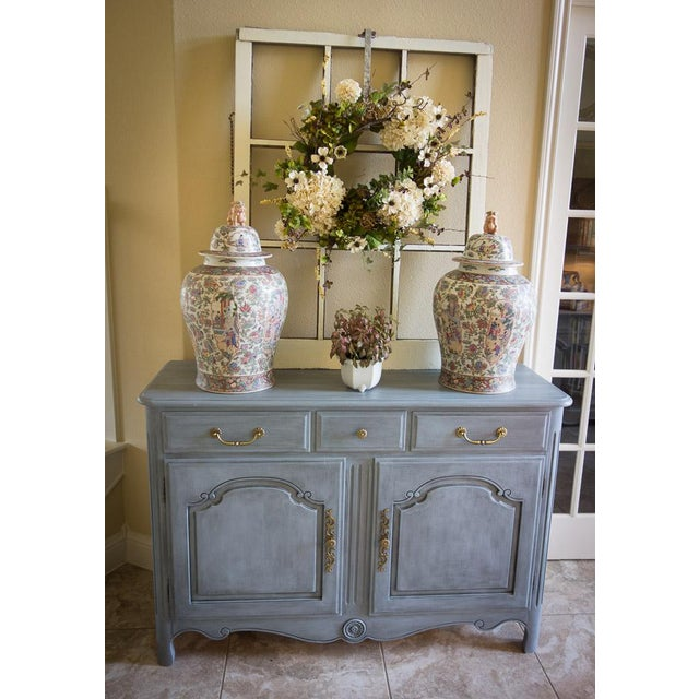 Ethan allen french country buffet chairish for Ethan allen country french bedroom