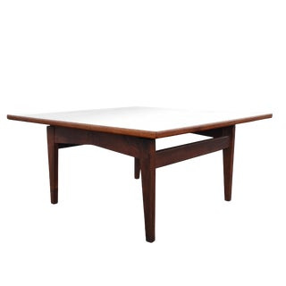 Jens Risom Square Coffee Table