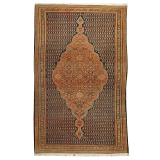 Mid-19th Century Persian Malayer Rug