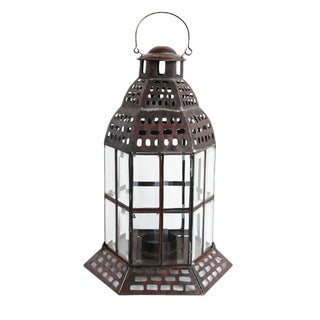 Tin & Glass Window Lantern