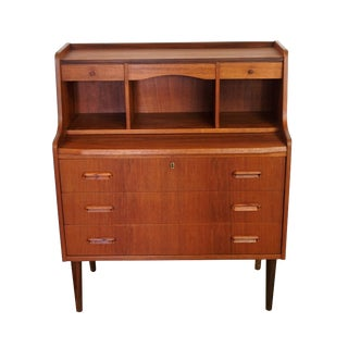 Danish Secretary Desk / Dresser