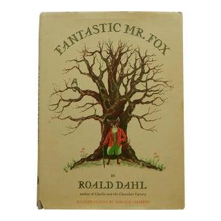 Fantastic Mr. Fox by Roald Dahl Vintage Children's Book