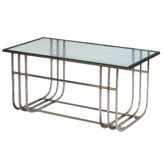 Sarreid LTD Donald Deskey Style Table