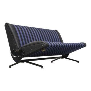 Osvaldo Borsani Early Edition D70 Sofa by for Tecno
