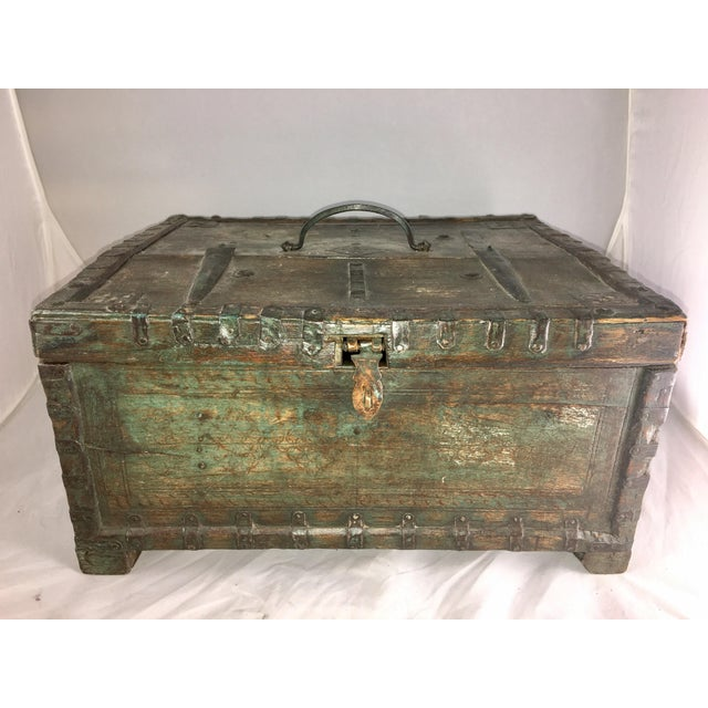 19 Century Oriental Cashbox - Image 2 of 10