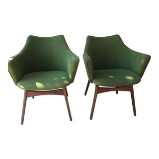 Adrian Pearsal Chairs - Set of 4