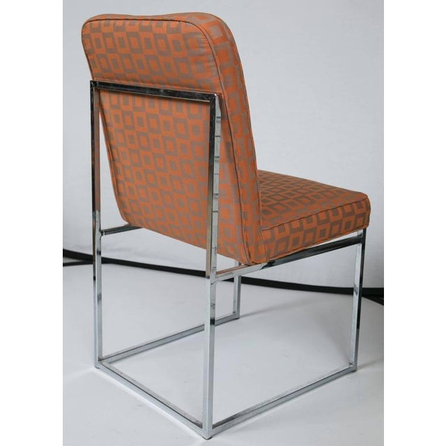 Milo Baughman for Thayer Coggin Dining Chairs Set of 4 - Image 6 of 7