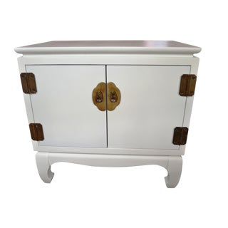 Lane Asian Style Accent Table or Nightstand