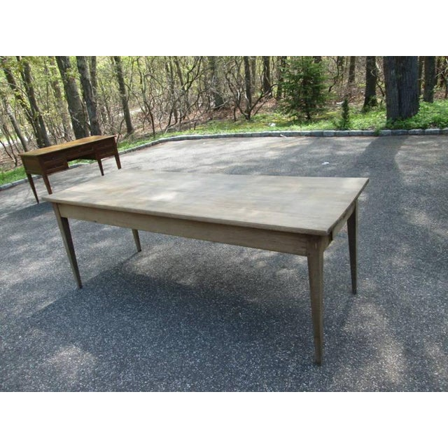Swedish Farm Table, Former Work Table - Image 6 of 6