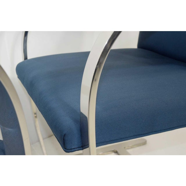 Pair of Brno Chairs by Gordon International - Image 5 of 6