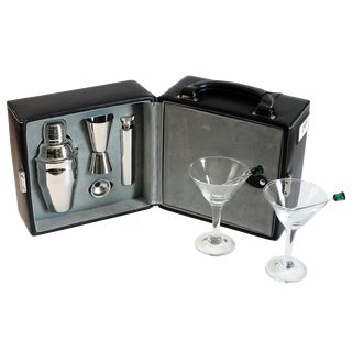 Travel Martini Bar Set