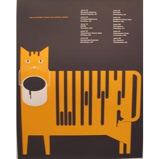 2013 American Concert Poster, Sarah Jaffe