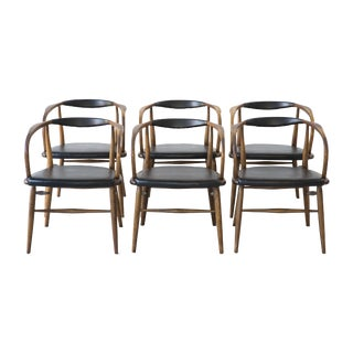 Bentwood Dining Chairs - 6