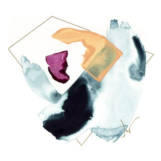 "Beth Winterburn Original Abstract - ""5/13. 3."""