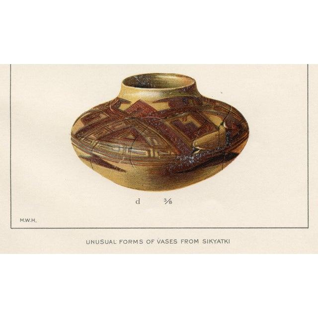 Image of Native American Vase Prints - A Pair