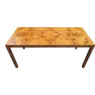 Milo Baughman Console Table
