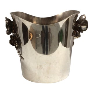 Perrier Jouet Champagne Bucket by Christofle