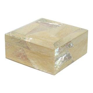 Abalone Shell Box