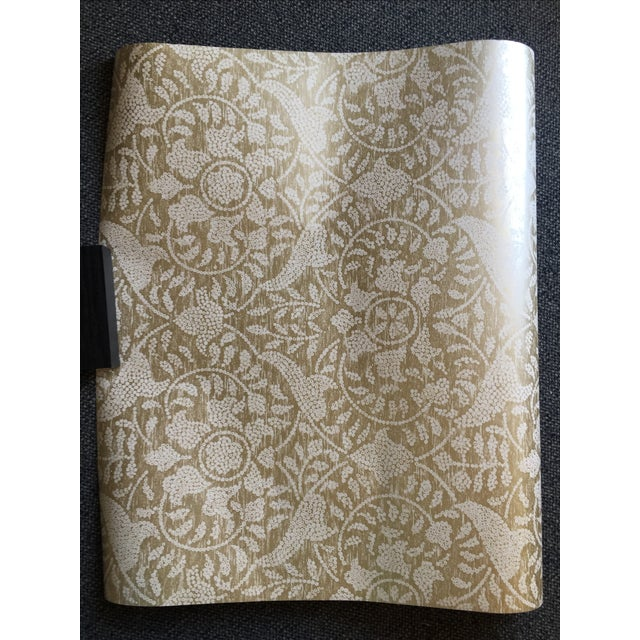 Harlequin Gold Damask Azita Wallpaper - 3 Rolls - Image 2 of 5