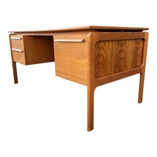 Danish Modern Executive Desk