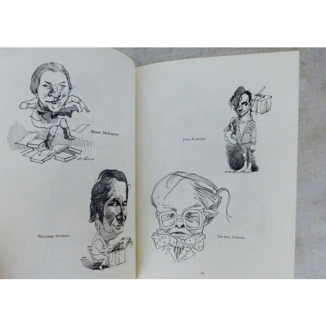 Pens & Needles Signed John Updike David Levine - Image 9 of 9