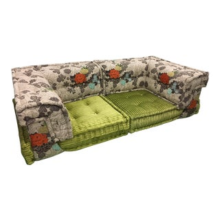 Kenzo for Roche Bobois Couch Pieces - A Pair