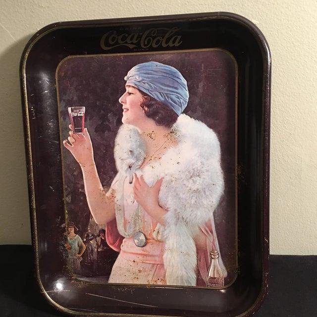 Vintage 1920's Coca-Cola Tray - Image 3 of 5