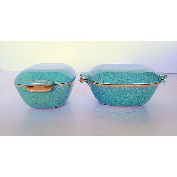 Glidden Antique 1930s Matrix Casseroles - A Pair - Image 7 of 10