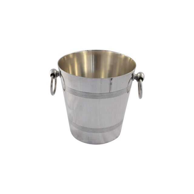 Silver French Champagne Bucket - Image 1 of 6