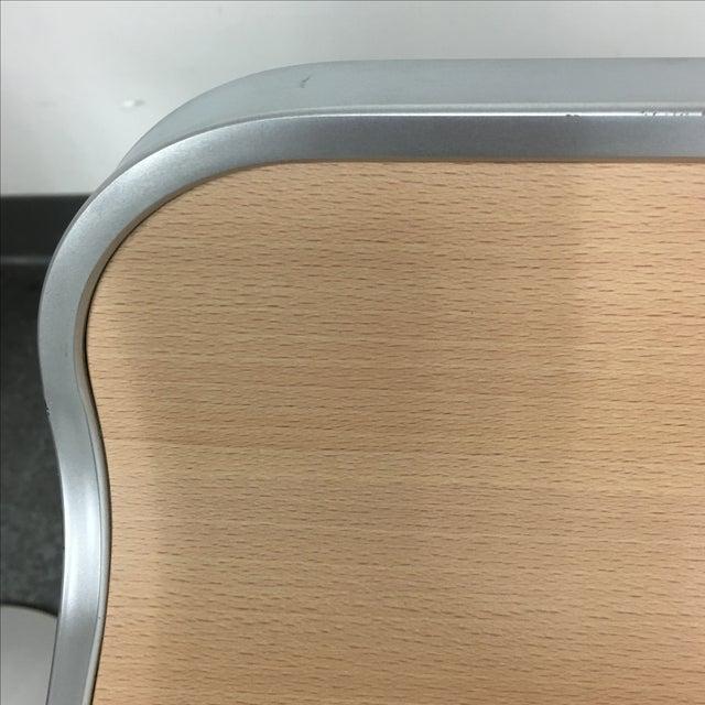 Lapalma Lem Adjustable Barstools - Pair - Image 7 of 8
