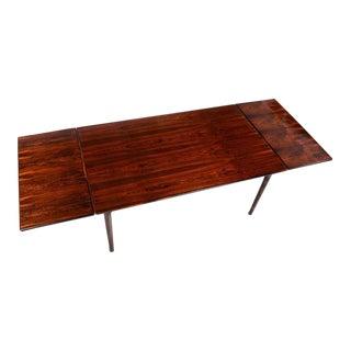Bernhard Pedersen Mid Century Modern Rosewood Table