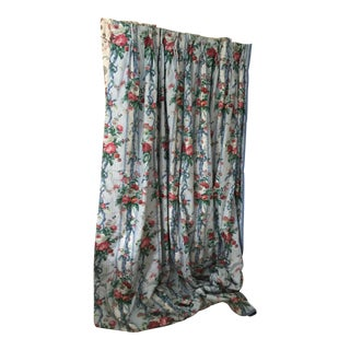 Cowton & Tout Custom Drapes - a Pair