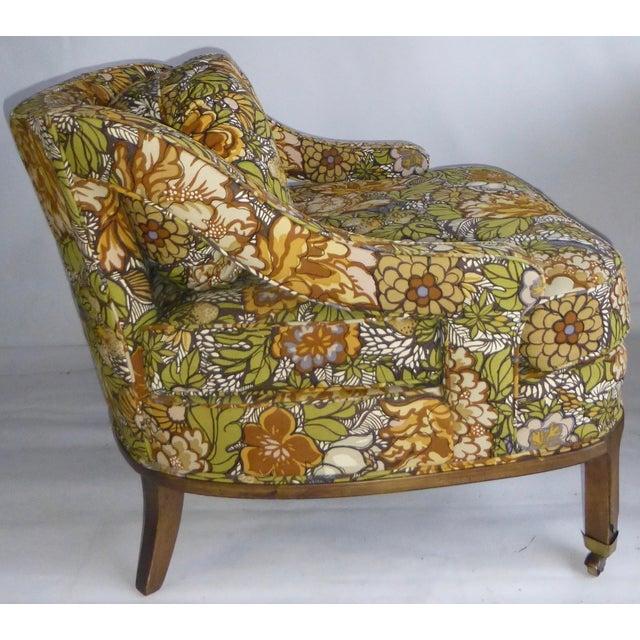 Mid Century Modern Club Chair - Pair - Image 4 of 10