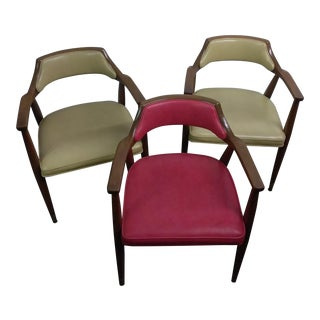 Jasper Company Accent Chairs - Set of 3