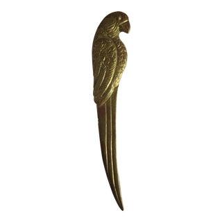 Parrot Letter Opener