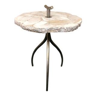 New Palecek Drew Clam Side Table
