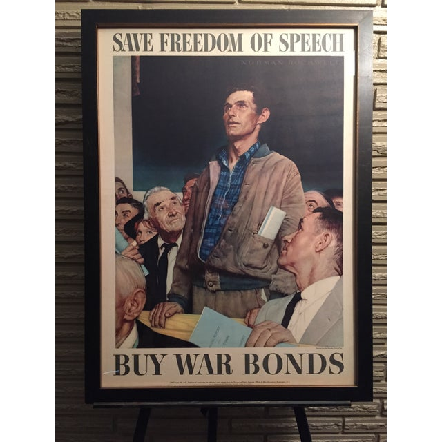 Four Freedoms Posters by Norman Rockwell - Image 2 of 6