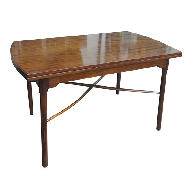 Image of Expandable Mid-Century Modern Coffee Table