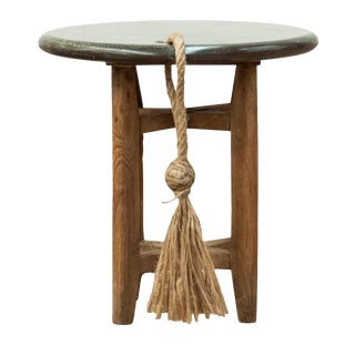 Sarreid Ltd. Wine & Cheese Side Table