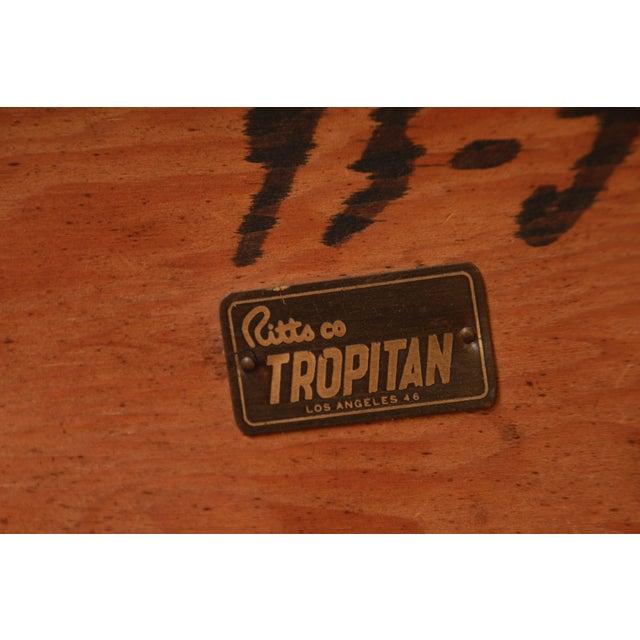 Mid-Century Ritts Tropitan Organic Coffee Table - Image 6 of 6