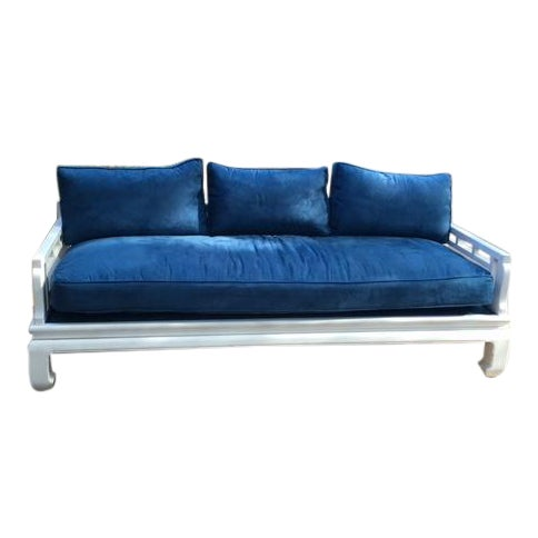 Vintage Asian Daybed Couch Chairish