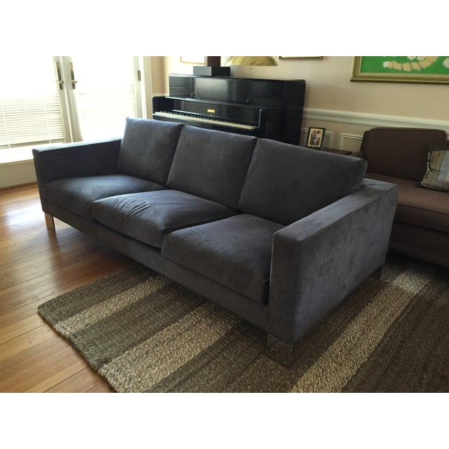 "Minotti ""Pollock"" Italian Sofa - Image 2 of 10"