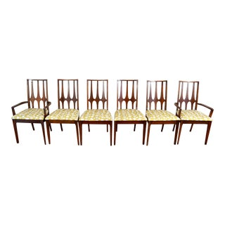 Mid-Century Dining Chairs by Broyhill Brasilia - Set of 6