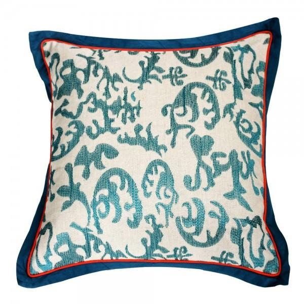 Embroidered Moroccan Pillow - Image 1 of 2