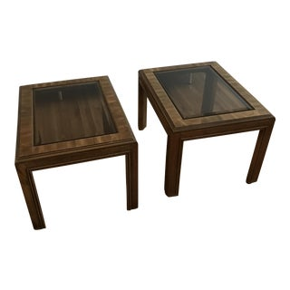 Drexel Heritage Cocktail Tables- A Pair
