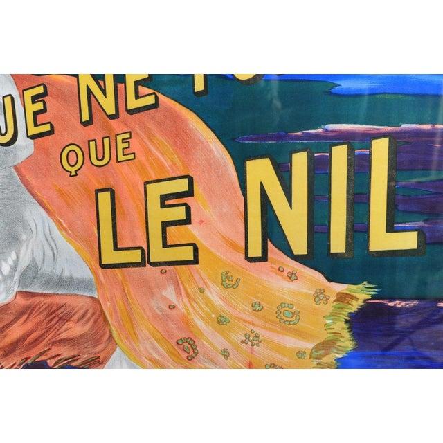 Je Ne Fume Que Le Nil-Original 20s Elephant Poster - Image 7 of 9
