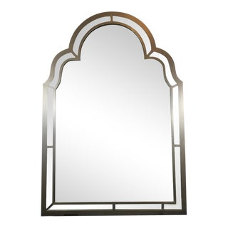 Transitional Style Floor Mirror